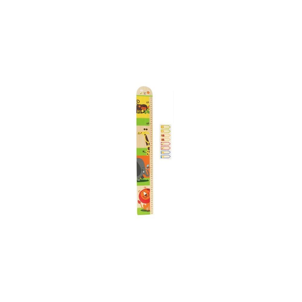 Toise en bois kidoux - Toise en bois personnalisable ...