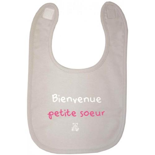 """Bavette """"bienvenue petit frère"""""""