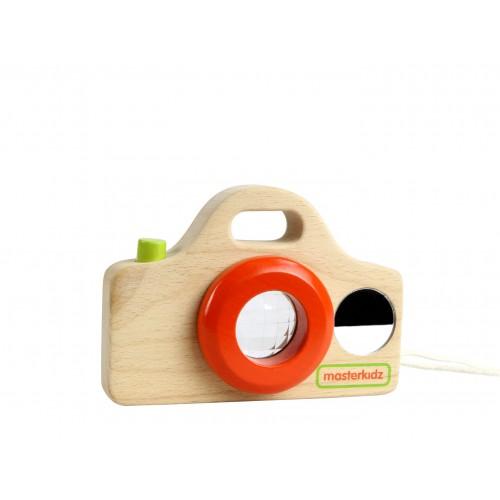 Wodden Toy Camera
