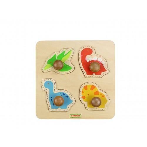 Puzzle Dinosaures 6