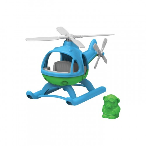 Helicoptere et pilote