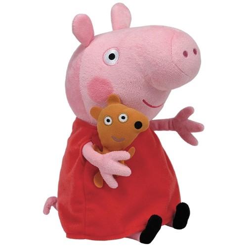 Grande Peluche Peppa Pig