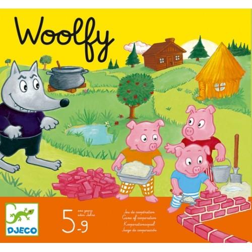 woolfy de Djeco