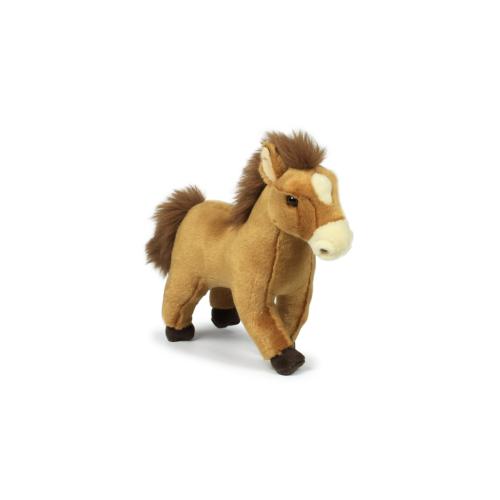 WWF Cheval brun 23 cm