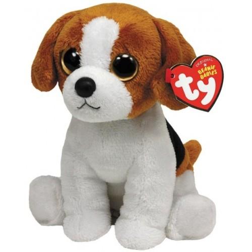 Peluche de chien beagle: Banjo 15cm
