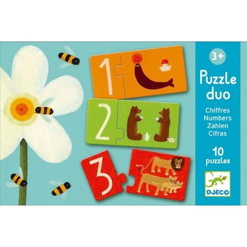 Puzzle Primo Lapin 3/4/5 pcs