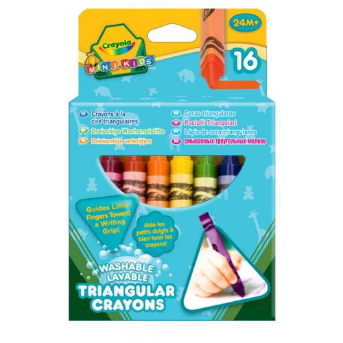 Crayons en cire