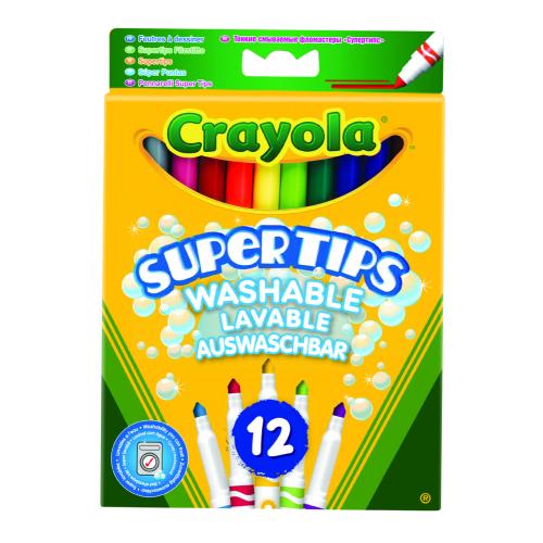 Set de 12 feutres de couleurs Crayola
