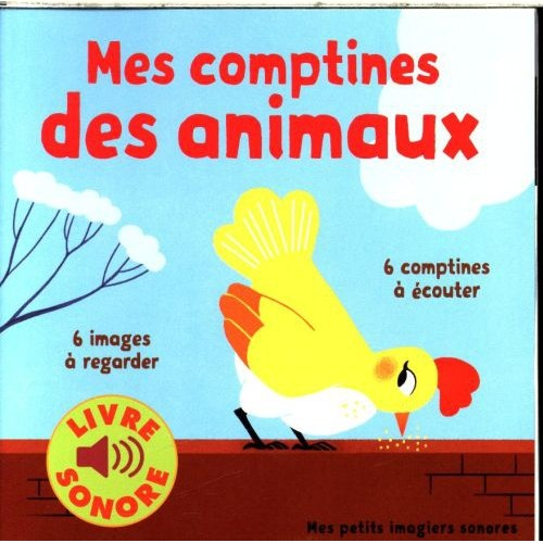 MES COMPTINES DES ANIMAUX A ECOUTER