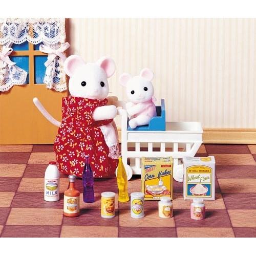 Shopping des souris
