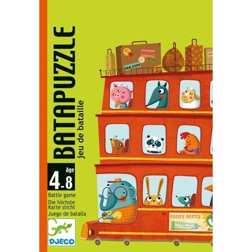 Jeux de cartes Batapuzzle