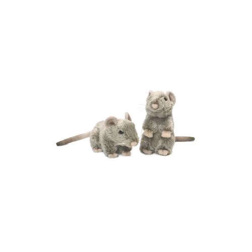 Peluche rat 15cm