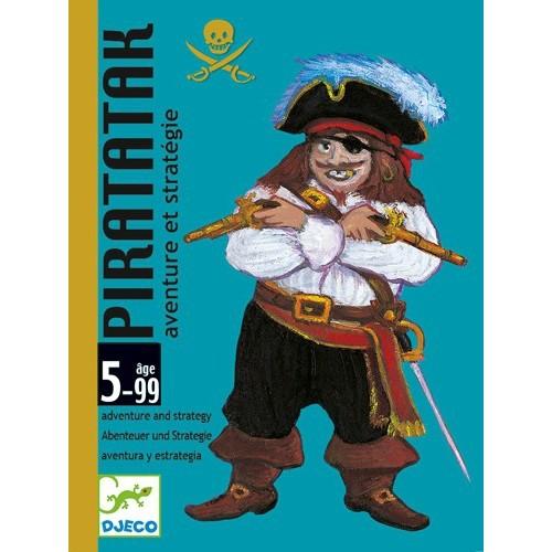 Jeux de cartes Piratatak