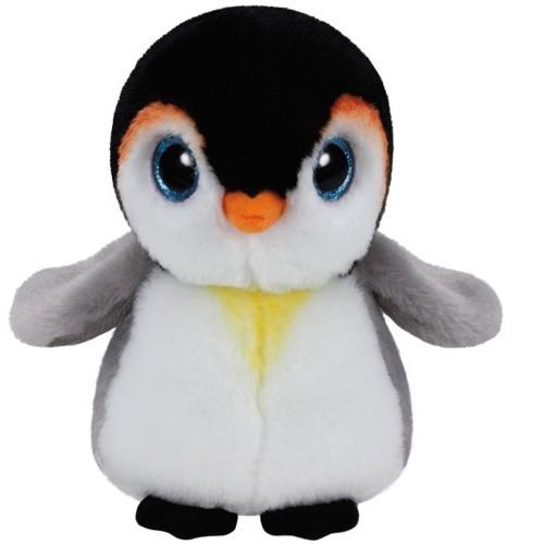 Peluche Pongo, pingouin 15 cm