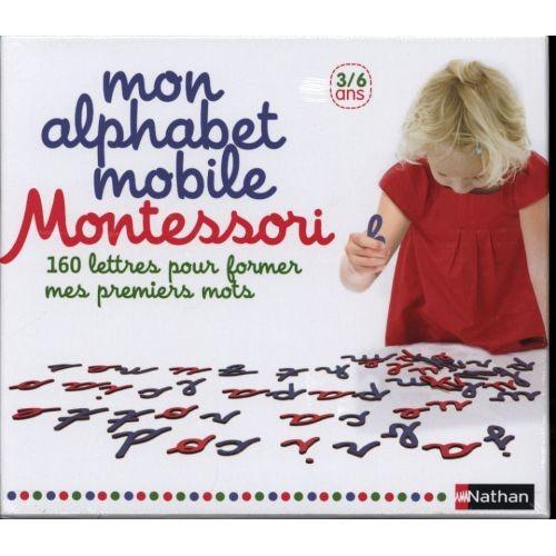 Mon alphabet Montessori