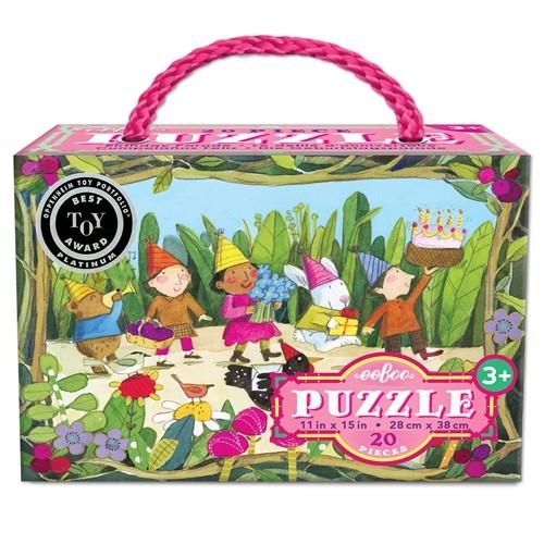 Puzzle parade anniversaire