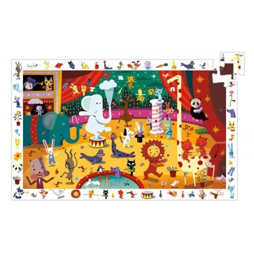 Puzzle, Le Cirque 35 pièces