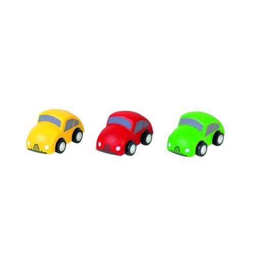 Set de 3 voitures PlanWorld Voitures II