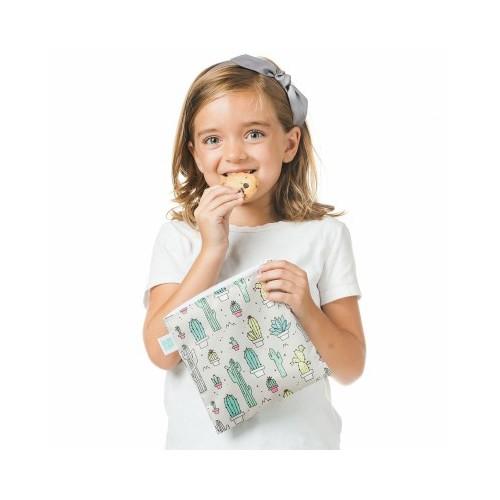 Snack bag flèches