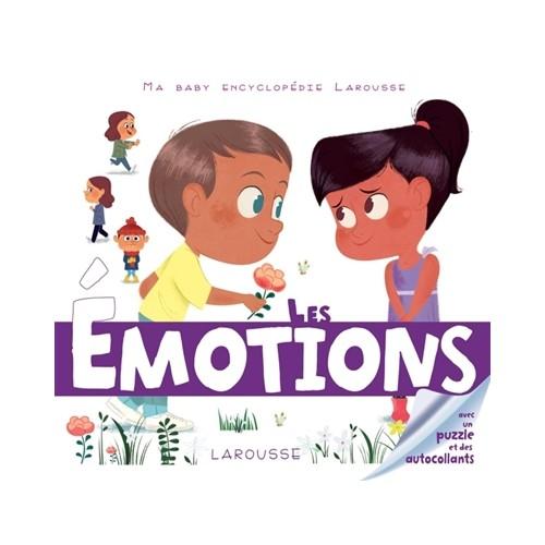 Livre les émotions