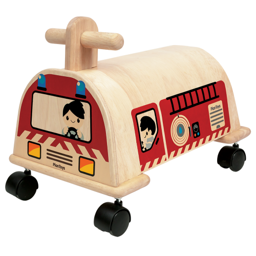 Porteur enfant Camion pompiers