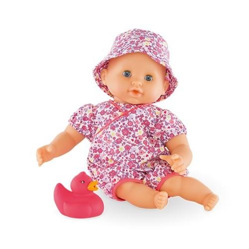 Poupée premier bébé bain 30cm