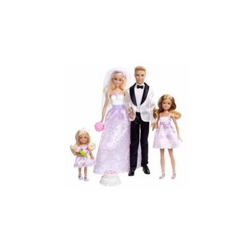 Barbie Coffret mariage
