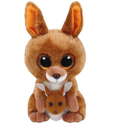 Peluche Kipper, kangourou 15cm
