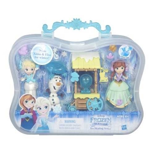 La Reine des Neiges - Coffret mini-poupées