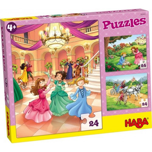 Puzzles Princesse Mina