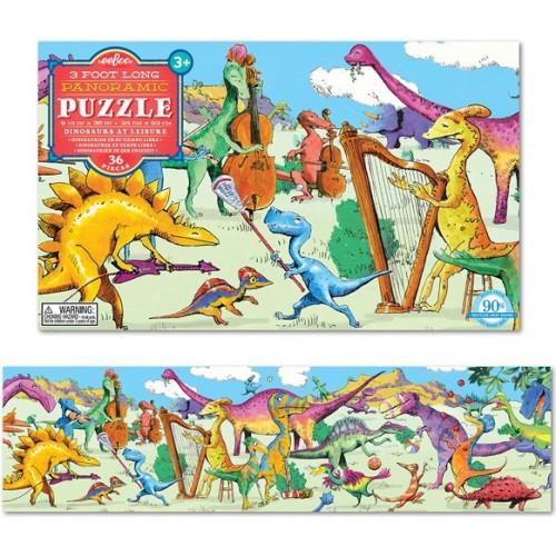 Puzzle, dinosaures 36 pièces
