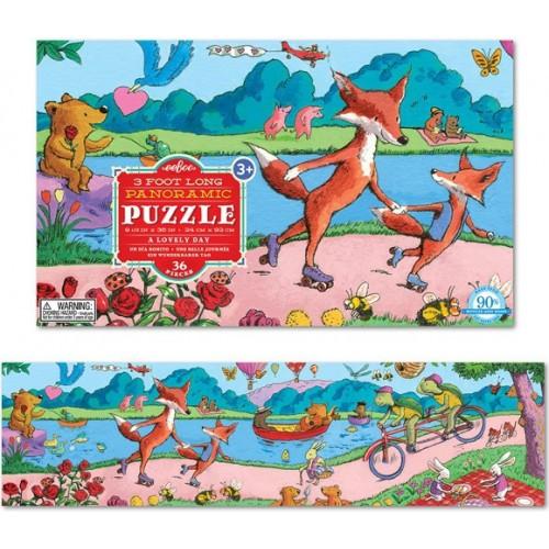 Puzzle, un jour merveilleux 36 pièces