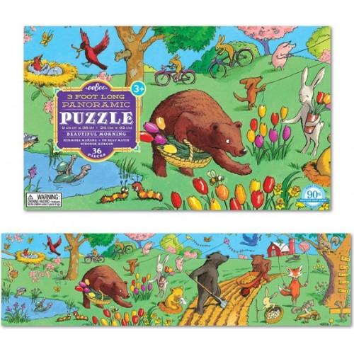 Puzzle, un matin magnifique 36 pièces