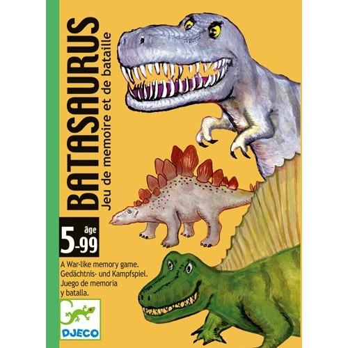 Jeux de cartes Batasaurus