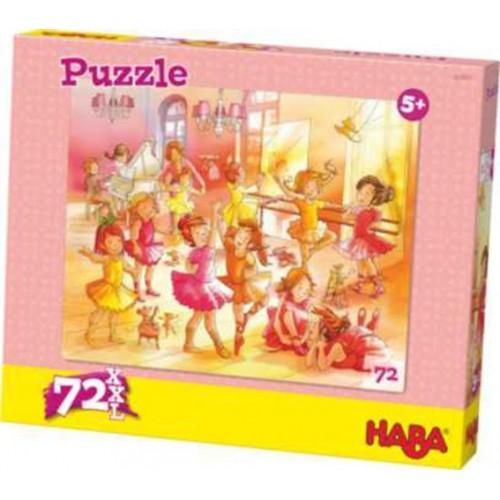 Puzzle Ballerines