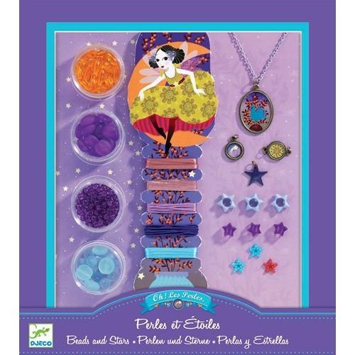 kit de création Perles et étoiles