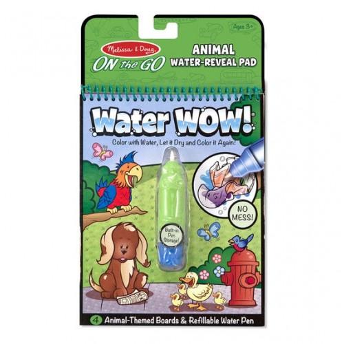 Water wow tableau de dessin à l'eau les animaux