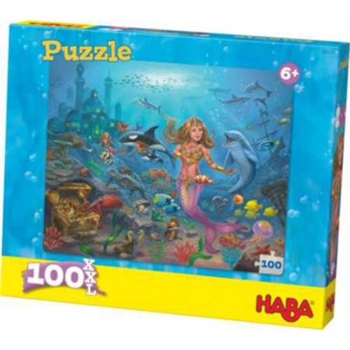 Puzzle Sirène