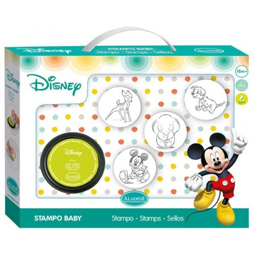 stampo baby mickey