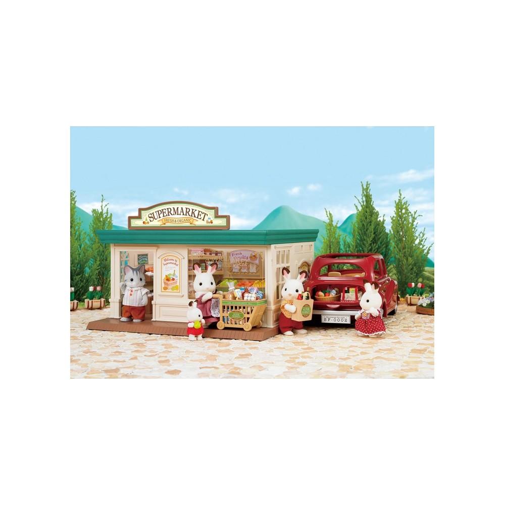 Supermarket, le supermarché des Sylvanian families