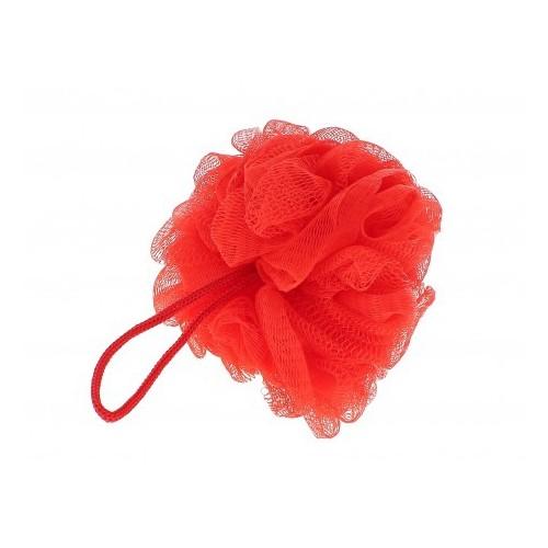 Fleur de douche rouge