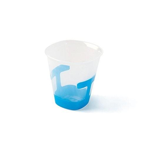 Gobelet Décor Chouette Bleu Lagon