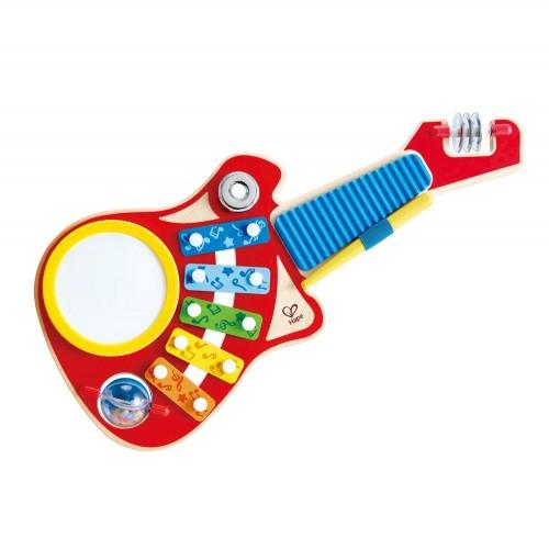 Guitare et musique 6 en 1