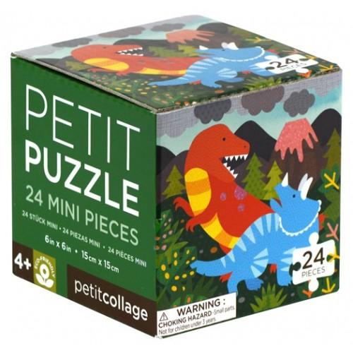 Petit Puzzle dinosaures 24 pièces