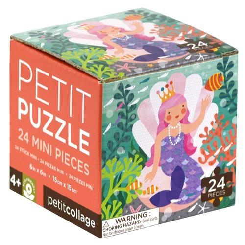 Petit Puzzle sirène 24 pièces