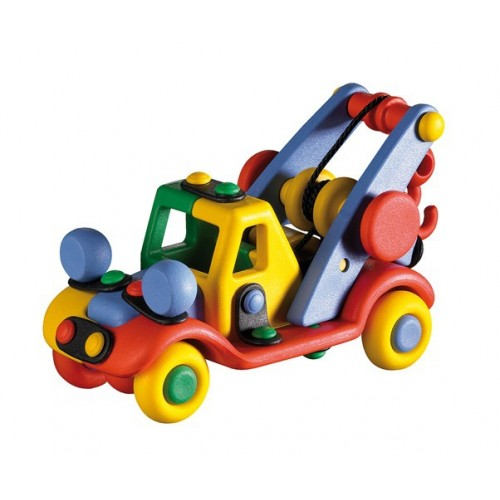 Petit chariot-grue ,mic o mic