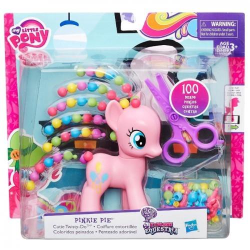 My little Pony Pinlie Pie Drôle de coiffure