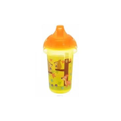 Tasse à bec décor animaux