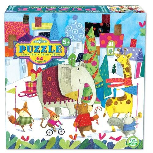 Puzzle 64 pièces parade