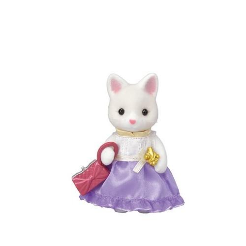 Town Girl Series - Silk Cat